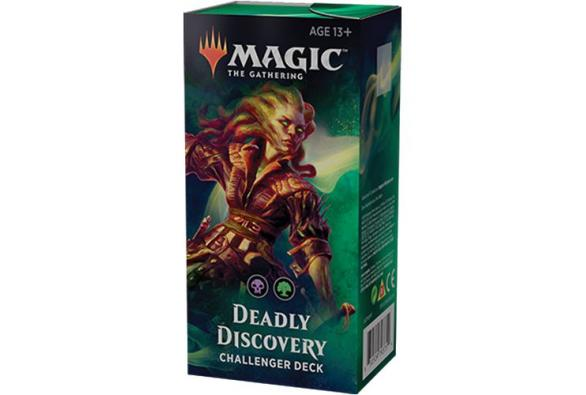 Magic - Challenger Deck 2019 : Deadly Discovery