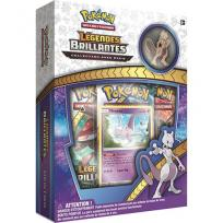 Coffret Pin Collection Légendes Brillantes - Mewtwo