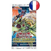 Yu-Gi-Oh - Booster Les Esprits Guerriers